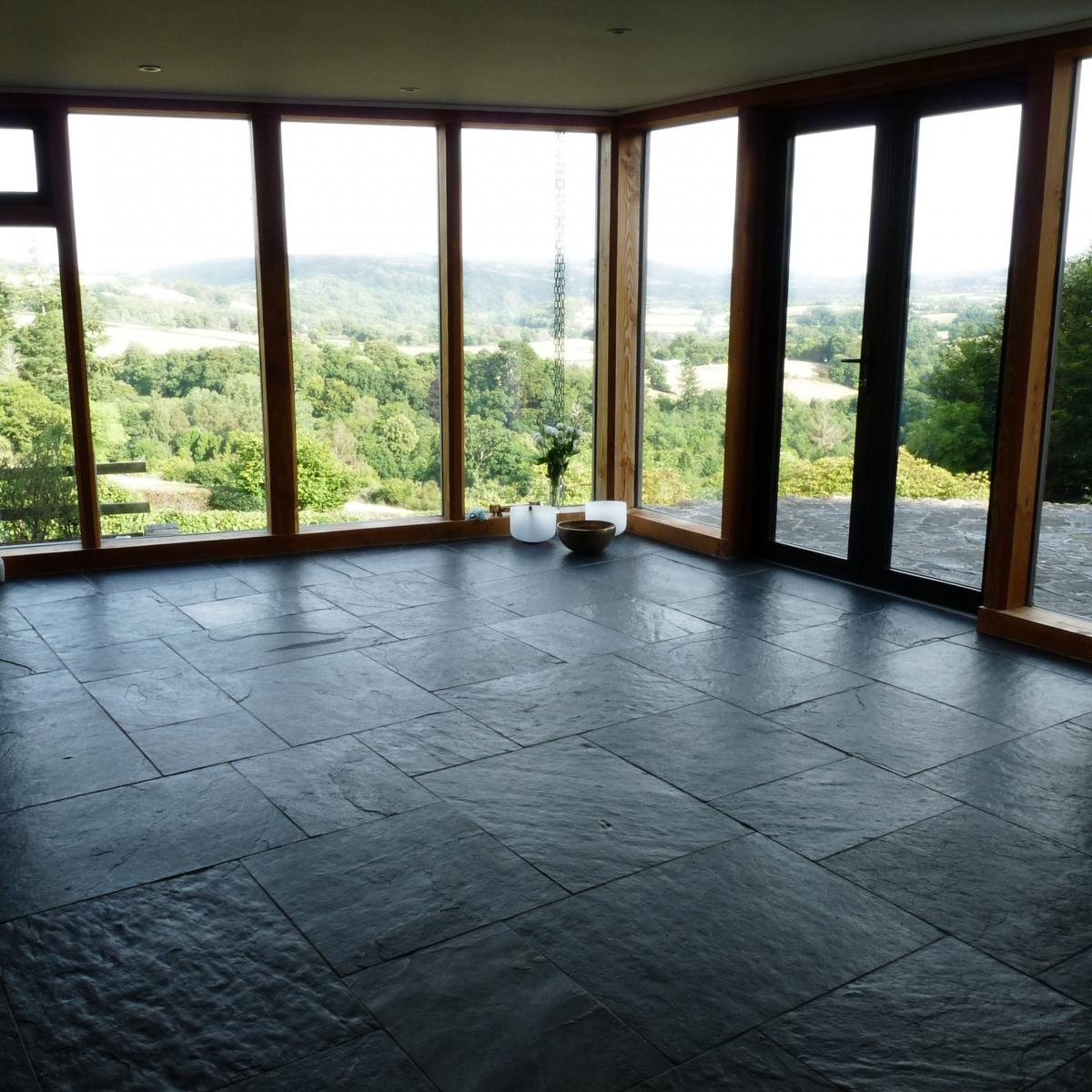 Dartmoor Yoga Room