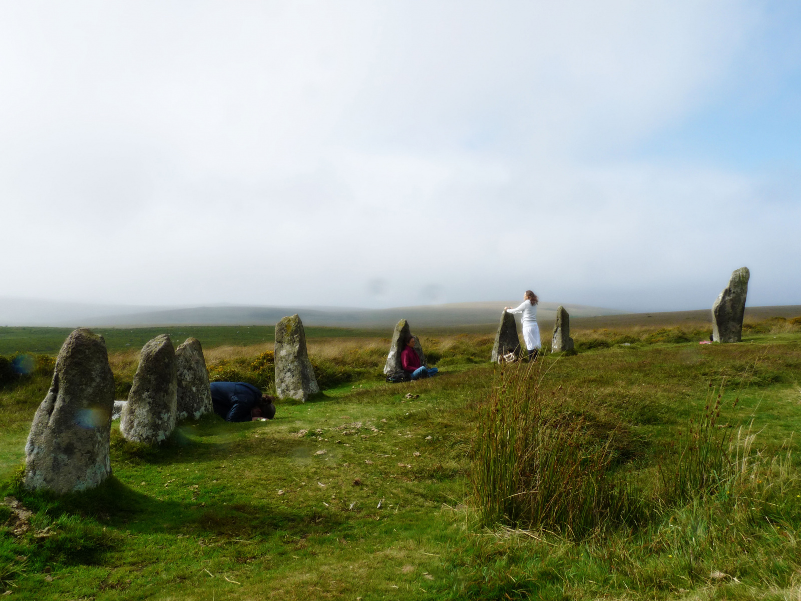 Dartmoor-Stone-Circle