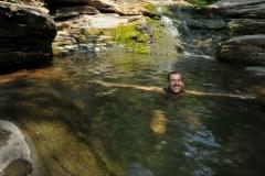 River-Swimming